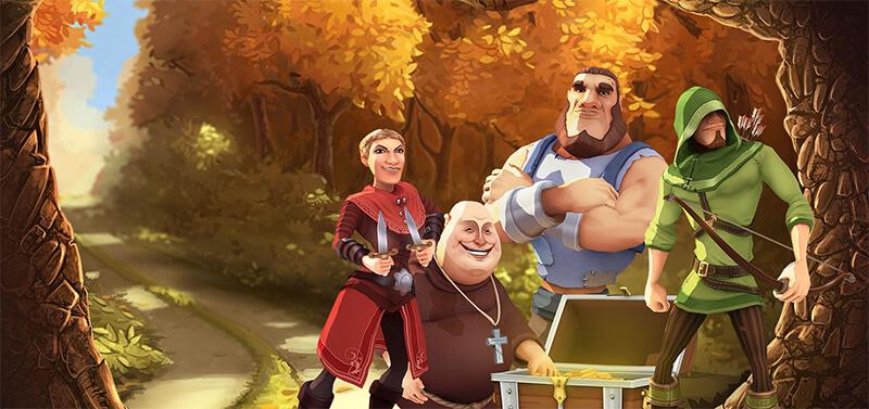Robin Hood 2 Video Slot