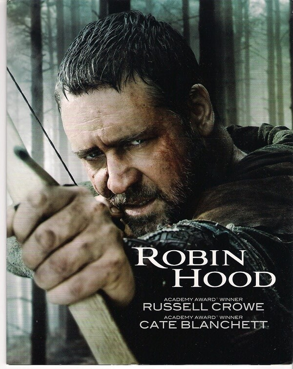 Robin Hood Movie Poster: Cool Wall Art Collectible